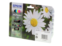 EPSON ORIGINAL Tinte C13T18064010 EPS XP30 INK(4) 15,1ml 715pages Claria Home