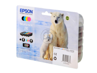 EPSON ORIGINAL Tinte C13T26164010 EPS XP600 INK(4) 19,7ml 1120pag Claria Premium