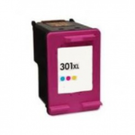 InkAttack ersetzt HP Tinte 301 XL Color, Virgin-Re