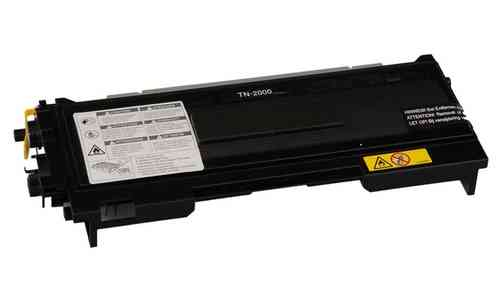 InkAttack ersetzt Toner TN2000 BROTHER HL2030 TON BLK 2500pages/5%cov